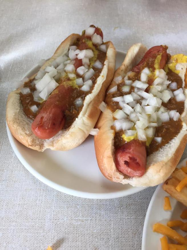 Coney Dog in Detroit, MI